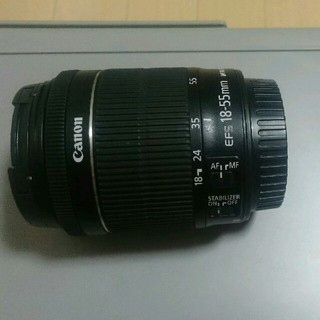 Canon - Canon EF-S 18-55㎜ F3.5-5.6 IS STM