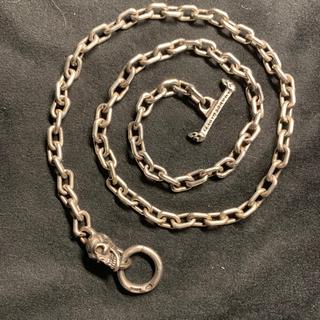 ガボール(Gabor)のガボラトリー スモールスカル ネックレス(ネックレス)
