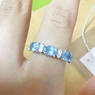 ダイアモンドリング(リング(指輪))