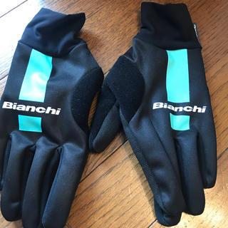 ビアンキ(Bianchi)のビアンキ サイクルグローブ(ウエア)