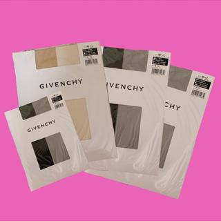 GIVENCHY - ジバンシー   ストッキング 4枚