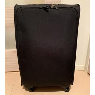 MUJI (無印良品) - 無印良品キャリーケース 四輪 撥水加工 26ℓ スーツケース