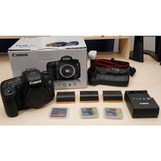 Canon - 【おまけ多数】CANON EOS 7D Mark II バッテリーグリップ