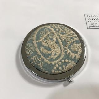 mina perhonen - ミナペルホネン   jungle relief  コンパクトミラー