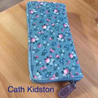 キャスキッドソン(Cath Kidston)の【さらにさらにお値下げ‼︎】キャスキッドソン 長財布(財布)