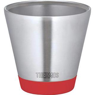 サーモス 真空断熱カップ 400ml トマト JDD-401 TOM