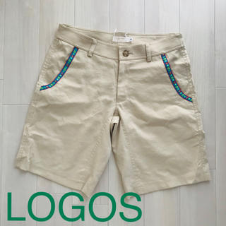 LOGOS - 【LOGOS】ハーフパンツ