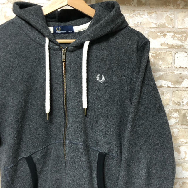 FRED PERRY(フレッドペリー)のFRED PERRY フレッドペリー パーカー メンズのトップス(パーカー)の商品写真