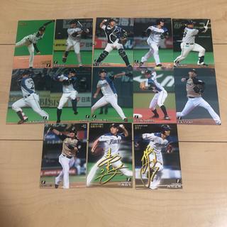 北海道日本ハムファイターズ - プロ野球チップス カード 北海道日本ハムファイターズ
