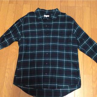しまむら - チェックシャツ