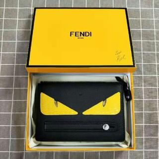 フェンディ(FENDI)のFENDI クラッチ バッグ(セカンドバッグ/クラッチバッグ)