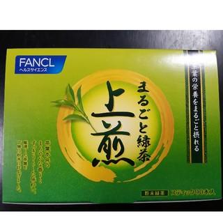 FANCL - FANCL まるごと緑茶 上煎 スティック90本入り