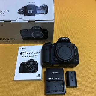 Canon - Canon EOS 7D Mark ii ボディ