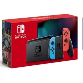 Nintendo Switch - 新型 ニンテンドースイッチネオン