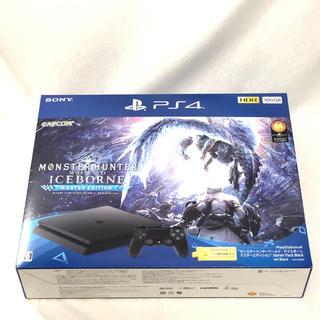 PlayStation4 - PS4 モンハンワールド:アイスボーン マスターエディション スターターパック