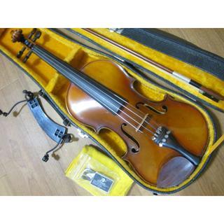 スズキ(スズキ)の【特価!】 国産オールドバイオリン SUZUKI 特No.1 4/4 セット(ヴァイオリン)