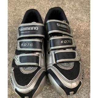 SHIMANO - シマノ SPD SL R076 ロードバイクシューズ