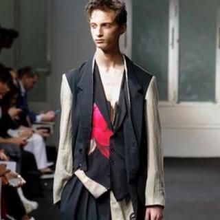 Yohji Yamamoto - ヨウジヤマモト 19SS  look35 ジャケット