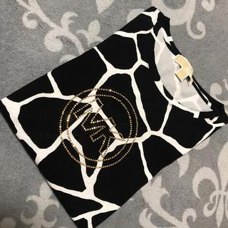 マイケルコース(Michael Kors)の美品 𓆈 マイケルコース Tシャツ(Tシャツ(半袖/袖なし))