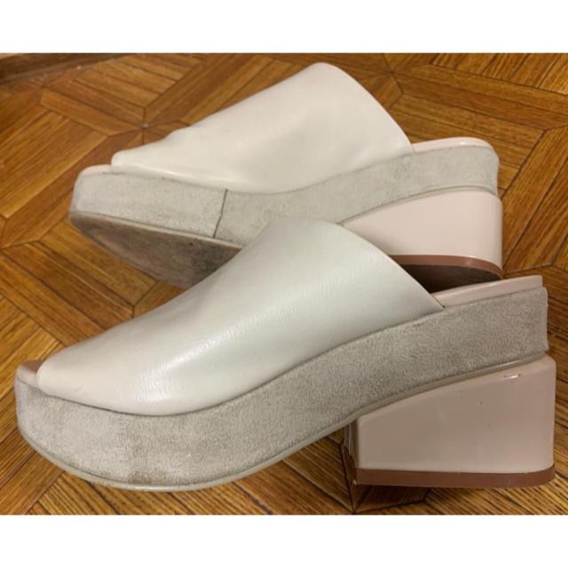 mystic(ミスティック)のおしゃれな厚底サンダル レディースの靴/シューズ(サンダル)の商品写真