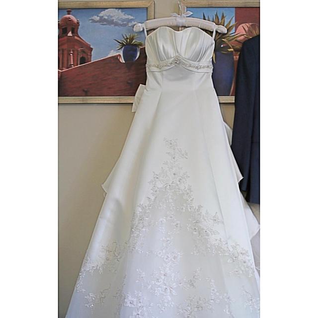 TAKAMI(タカミ)のウエディングドレスセット レディースのフォーマル/ドレス(ウェディングドレス)の商品写真