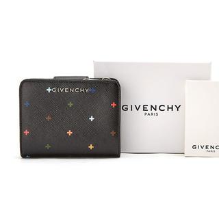ジバンシィ(GIVENCHY)のGIVENCHY マルチクロスプリント折財布(折り財布)