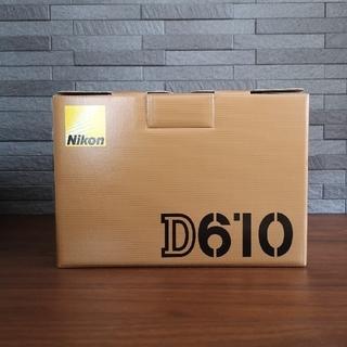 Nikon - ニコン Nikon デジタル一眼レフカメラ D610