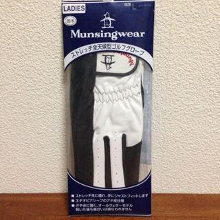 マンシングウェア(Munsingwear)のMunsingwear ゴルフグローブ(ゴルフ)