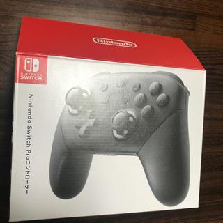 ニンテンドースイッチ(Nintendo Switch)の純正任天堂スイッチ コントローラー(その他)