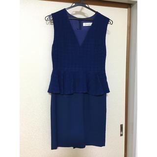 アクアガール(aquagirl)のtraumerei luxus kleid ドレス 青(その他ドレス)
