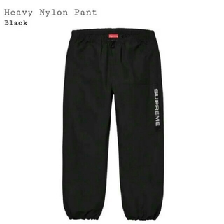 Supreme - supreme heavy nylon pants