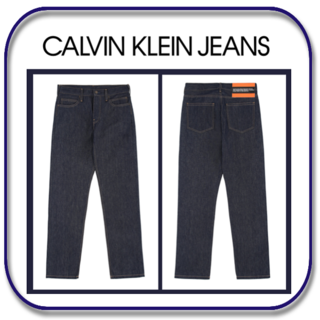 カルバンクライン(Calvin Klein)のカルバン クライン ジーンズ ストレート セルビッジ W31 / L32(デニム/ジーンズ)