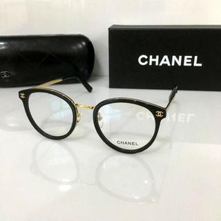 CHANEL - シャネル メガネフレーム 2132 ブラック CHANEL