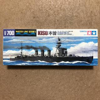 タミヤ 木曽 日本軽巡洋艦 きそ(模型/プラモデル)