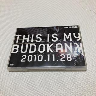 ワンオクロック(ONE OK ROCK)のライブDVD「THIS IS MY BUDOKAN?! 2010.11.28」(ミュージック)