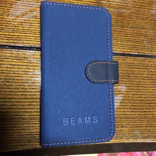 ビームス(BEAMS)のBEAMS携帯ケース Android iPhone両方可 新品未使用(iPhoneケース)