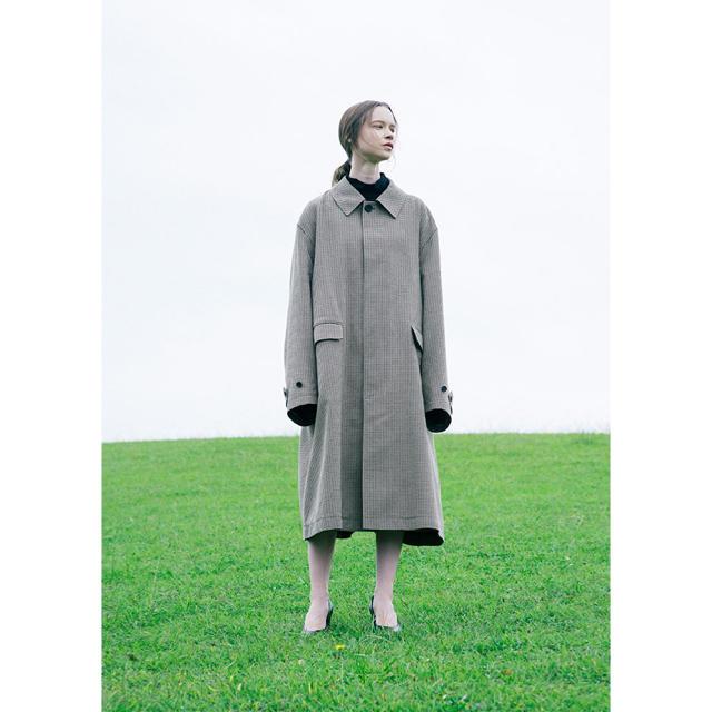 stein 19ss OVERSIZED DOM PAT COAT  メンズのジャケット/アウター(トレンチコート)の商品写真