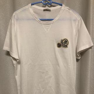 MONCLER - モンクレール  ダブルワッペン シャツ