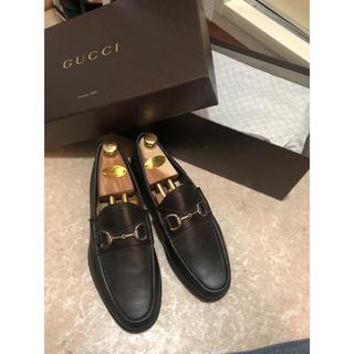 Gucci - 【完全正規品】【イタリア製】GUCCI ホースビットローファー