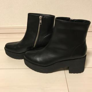 ジーナシス(JEANASIS)のジーナシスブーツ(ブーツ)