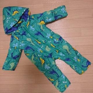 kladskap - クレードスコープ恐竜柄ジャンプスーツ サイズ80
