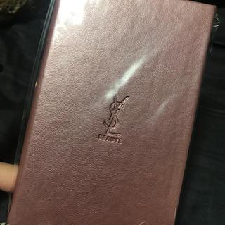 イヴサンローランボーテ(Yves Saint Laurent Beaute)のサンローラン 手帳(その他)