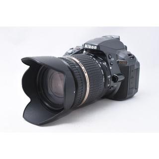 ニコン(Nikon)の★美品★ Nikon D5300 高倍率ズームレンズセット(デジタル一眼)