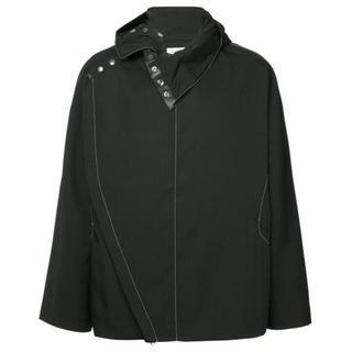 MACKINTOSH - KIKOKOSTADINOV contrast stitching jacket