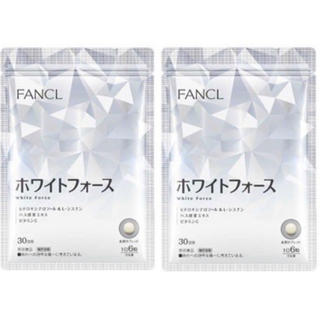 FANCL - ファンケル ホワイトフォース NEW 2袋セット ☆ 送料無料