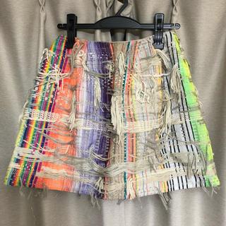 チェスティ(Chesty)のChesty MissAdora ツイードスカート 0(ミニスカート)