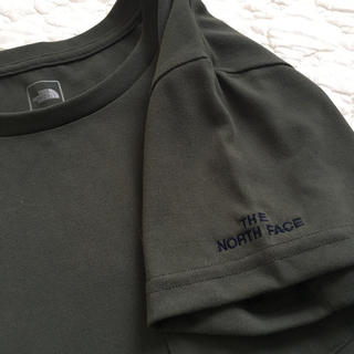 THE NORTH FACE - THENORTH FACE カーキTシャツ