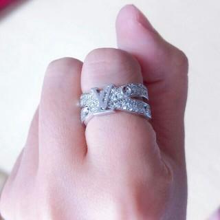 ルイヴィトン(LOUIS VUITTON)の◆※大人気です! LV 指輪 サイズ12(リング(指輪))