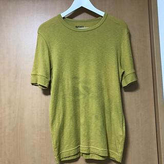 マーガレットハウエル(MARGARET HOWELL)のMHL.Tシャツ(Tシャツ/カットソー(半袖/袖なし))