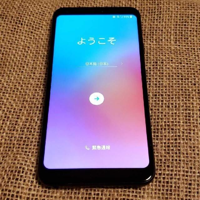 LG Electronics(エルジーエレクトロニクス)のドコモ SIMロック解除済 L03K スマホ/家電/カメラのスマートフォン/携帯電話(スマートフォン本体)の商品写真